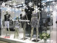 Decal Trang trí noel cho cửa hàng, shop, văn phòng công ty...
